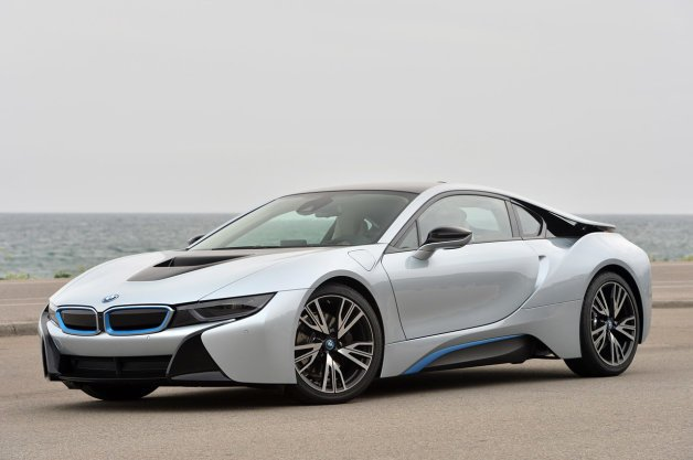 Top Gear Names BMW i8 Car of the Year, Corvette, Ferrari, Mercedes Also Win Big