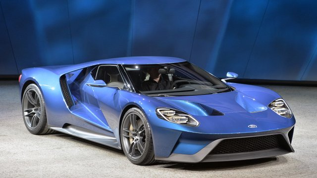 Ford Officially Rules Detroit With the New Raptor, Shelby GT350R and GT Supercar