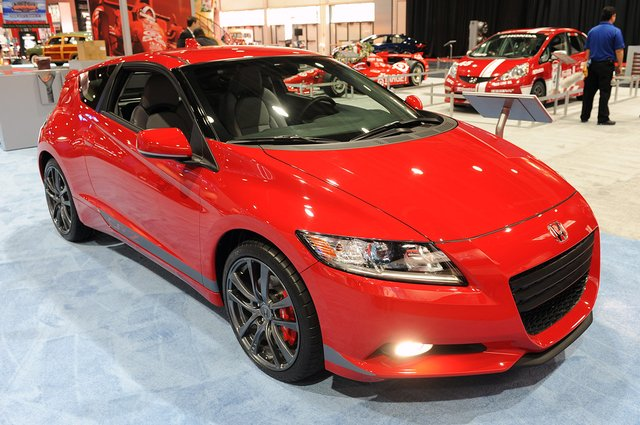 Honda HPD Supercharged CR-Z Concept is the One We've Been Longing for
