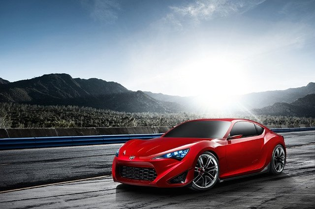 Scion FR-S Concept leaks ahead of New York unveiling