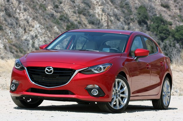 2015 Mazda3 Finally Pairs 6-Speed Manual with Larger Engine