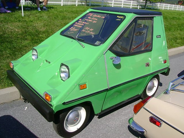 Old Electric Car For Sale