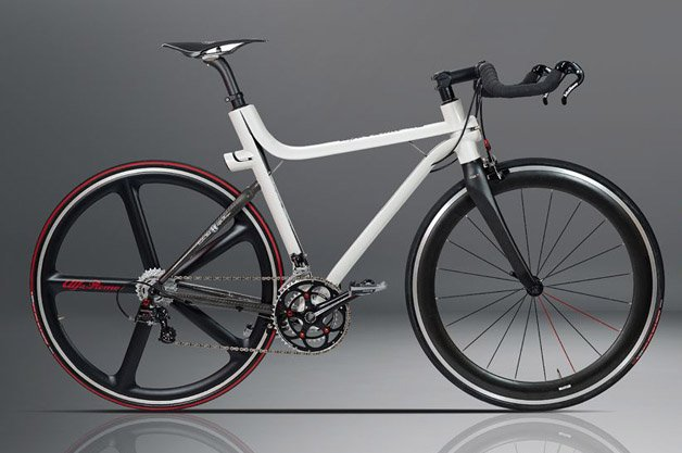 Alfa Romeo Rolls Out The 4C of Bicycles