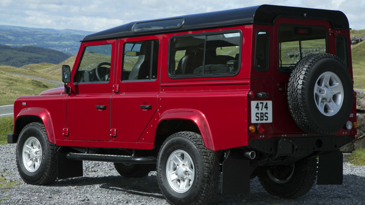 Classic Land Rover Defender may be saved by billionaire
