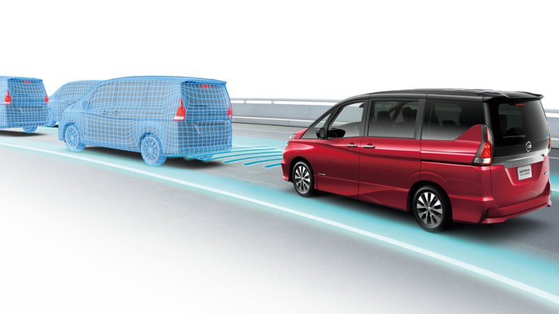 Nissan now has an autonomous system