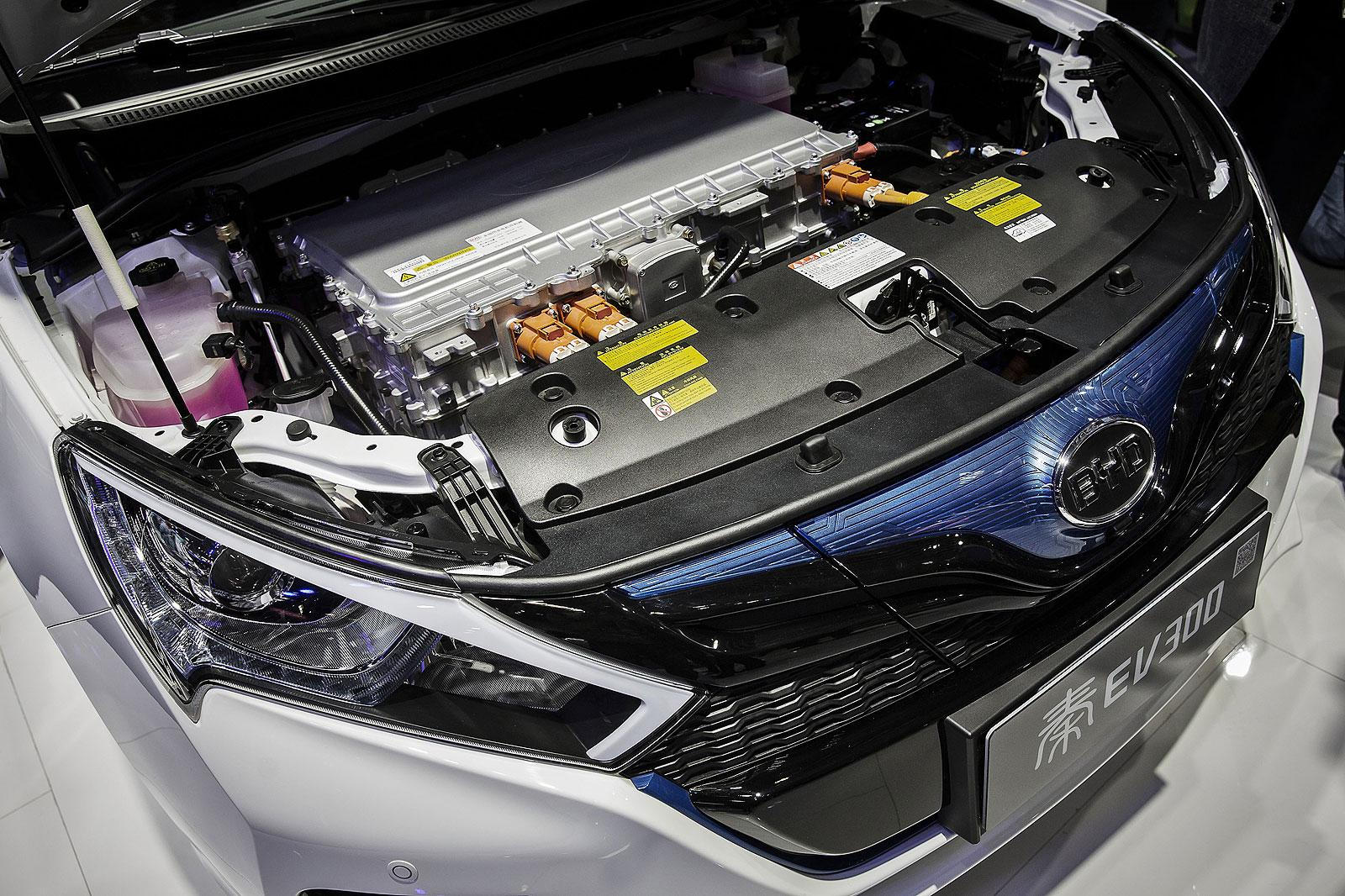 Samsung seeks stake in China's BYD to boost chip business