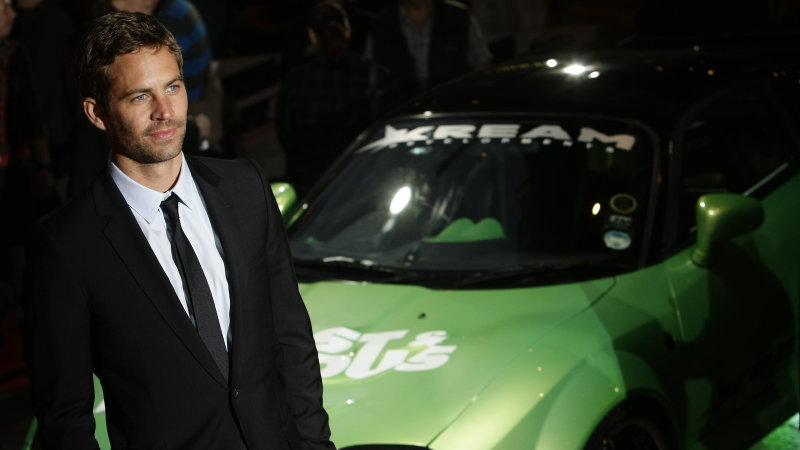 Paul Walker's estate settles with man who stole 30 cars