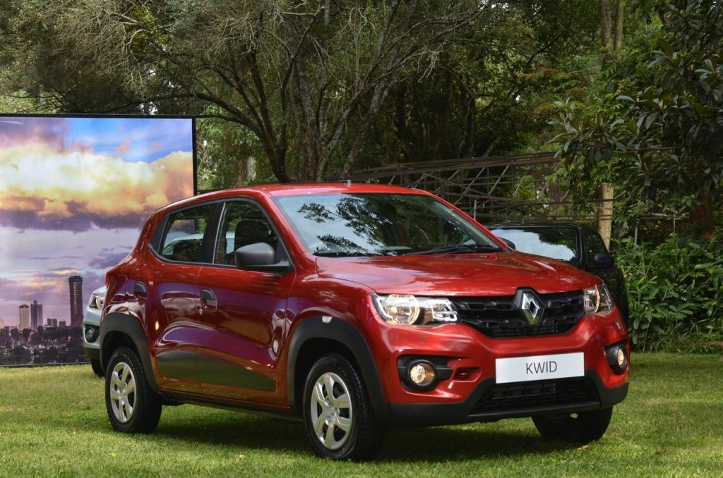 India-made Renault Kwid launched in Kenya