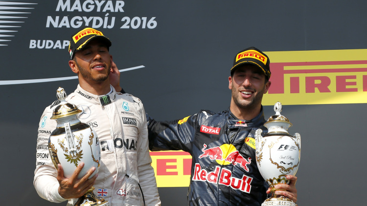 Race recap: 2016 Hungarian Grand Prix was the pits