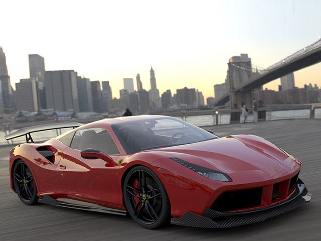 Does A Tuned Ferrari 488 Make More Sense Than An F12?