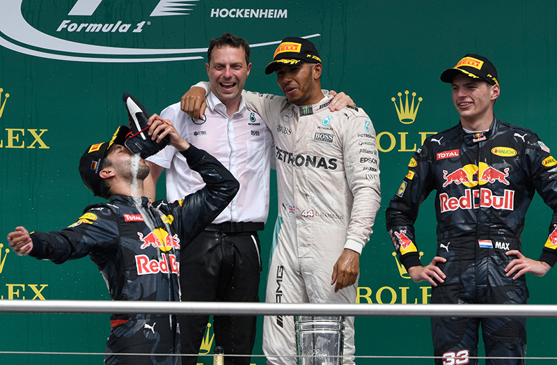 2016 German Grand Prix race recap: so-so racing, great questions