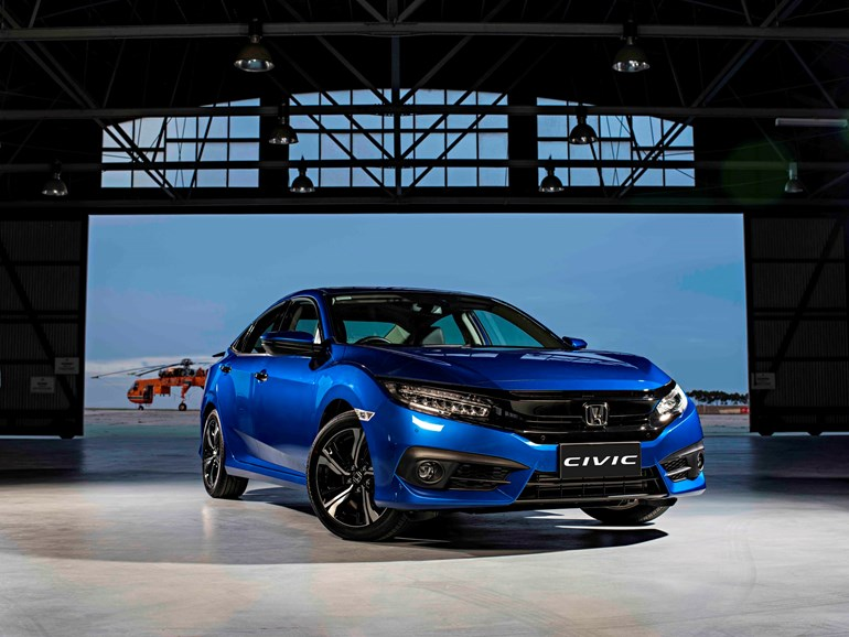 2016 Honda Civic launched in New Zealand