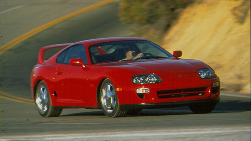 Toyota's chief engineer wants the Supra name back