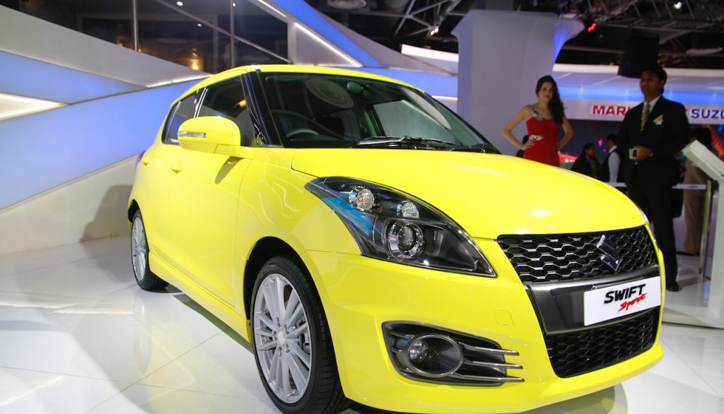 suzuki swift sport to be discontinued this year localis. Black Bedroom Furniture Sets. Home Design Ideas