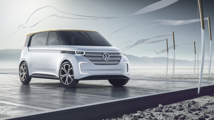 Volkswagen will use three platforms for its 30 new EVs
