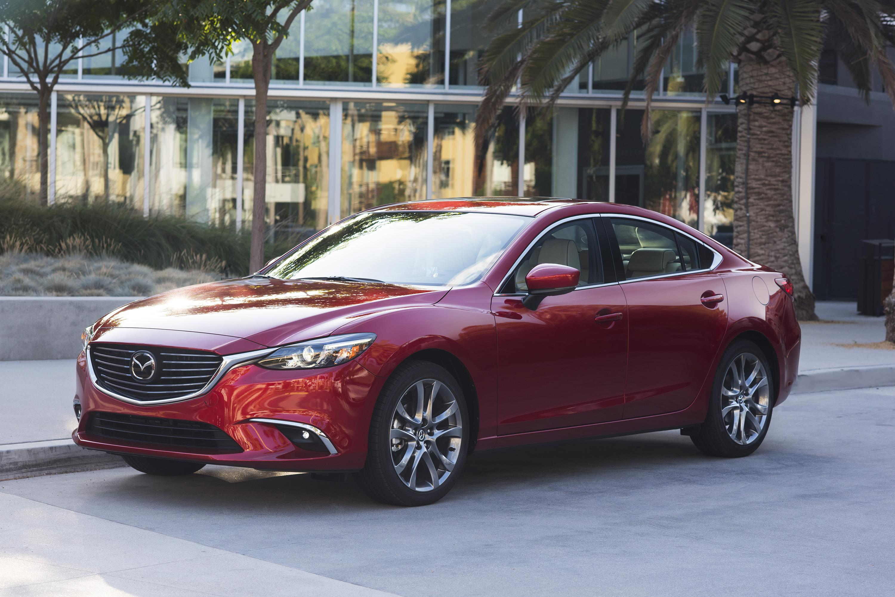 2017 Mazda3 Mazda6 fine tuned to deliver smoother drive handling