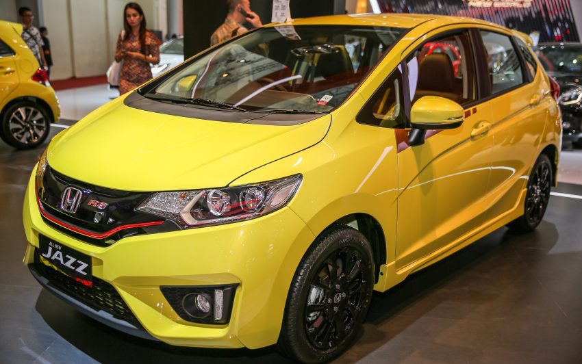 Honda Jazz RS CVT Special Edition showcased at GIIAS