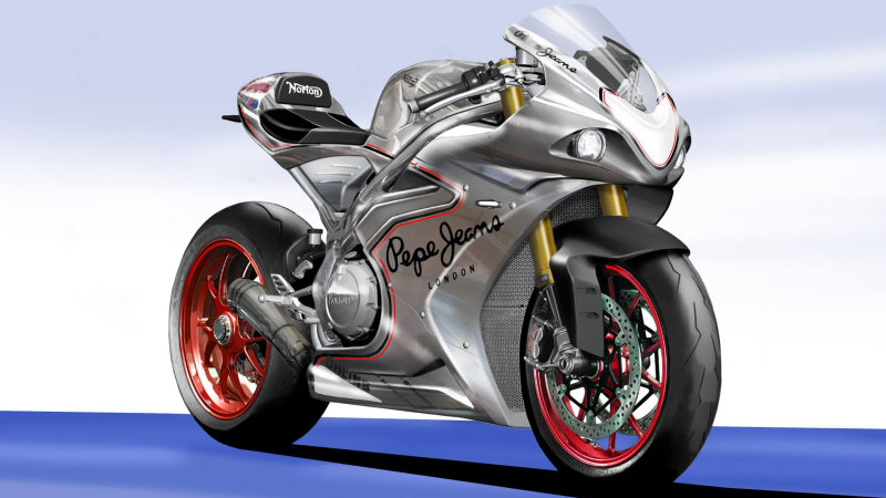 Norton superbike takes aim at Ducati Panigale