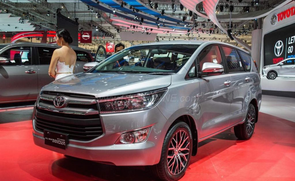 Toyota Innova Crysta at GIIAS