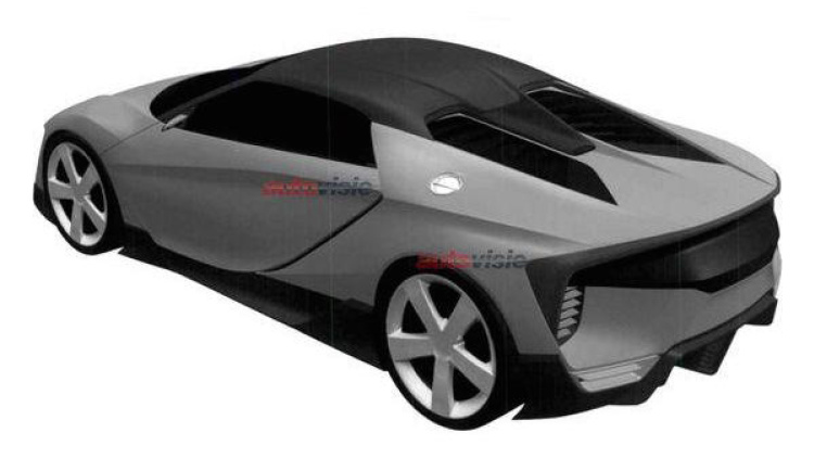 Honda trademarks ZSX, could be for baby NSX