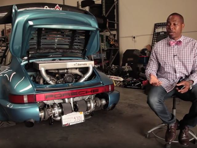 Putting A Hyundai Engine Into A Porsche 911 Is The Most Backwards Engine Swap Ever