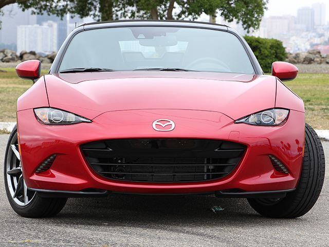 Someone Shoved A V8 Into The New Mazda MX-5 And It Is Awesome