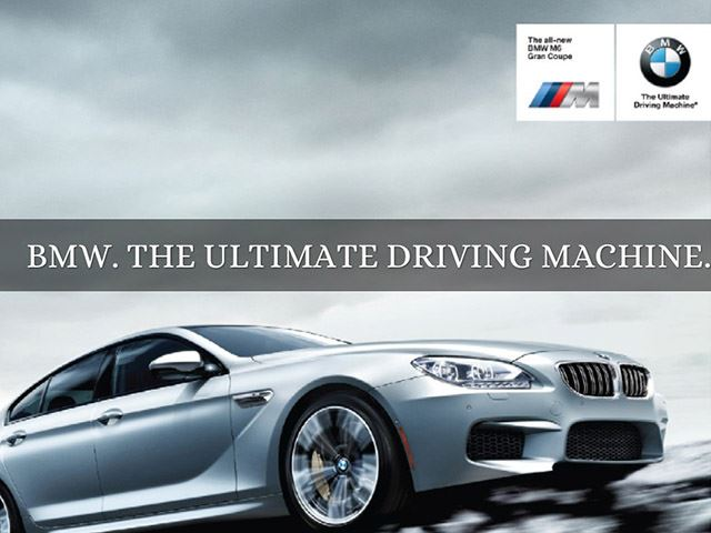 These Are The 5 Greatest Automaker Slogans Of All-Time