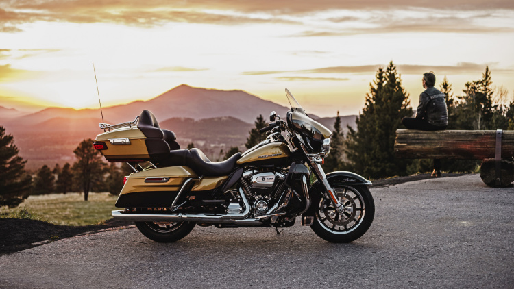 Harley-Davidson's Milwaukee-Eight V-twin is brand's first new engine in 15 years
