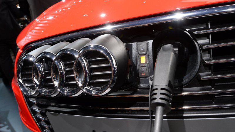 Audi planning A9 electric vehicle