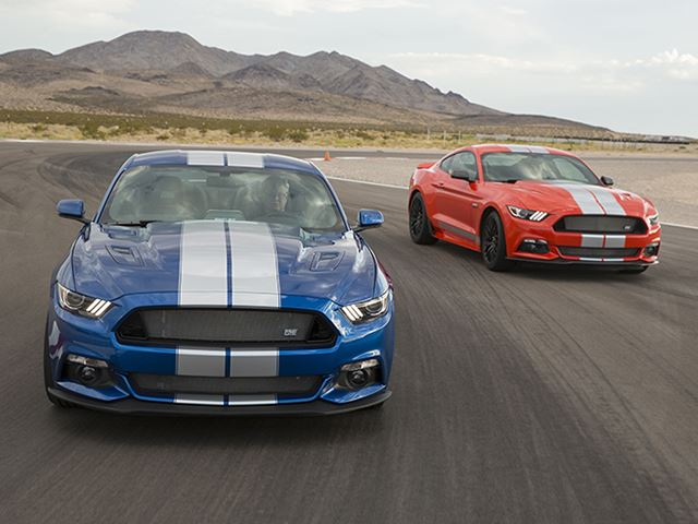 There's Now Another Shelby Mustang Model To Get Excited Over