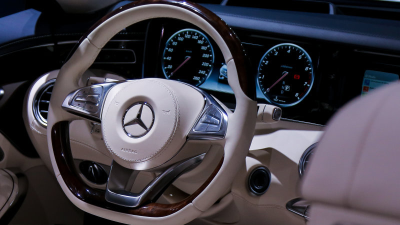 Mercedes is working with Microsoft to make your commute more productive
