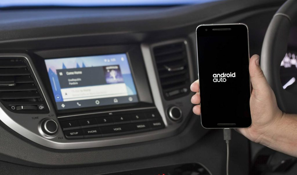 The i30, Elantra and Santa Fe have also received Android Auto compatibility in Australia