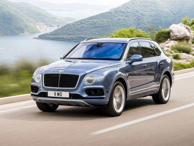 The New Bentley Bentayga Diesel Revealed With Monstrous Torque