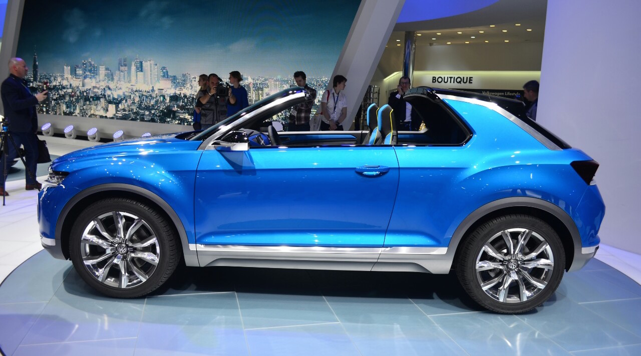 volkswagen to put new compact suv into production in 2019 china localis. Black Bedroom Furniture Sets. Home Design Ideas