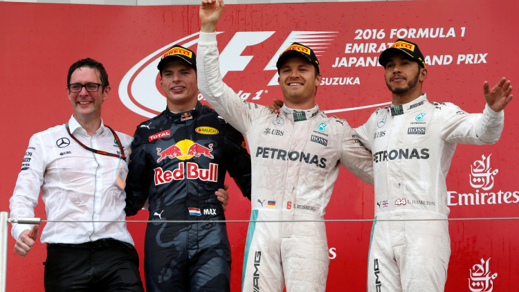 2016 Japanese Grand Prix - Hamilton faces the beginning of the end