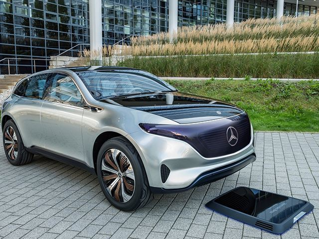 Mercedes Wants To Create Airbnb For Cars
