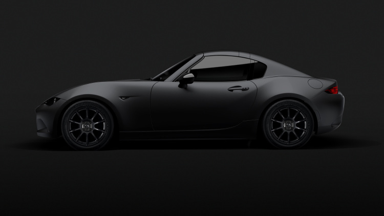 Mazda zooms into SEMA 2016 with lighter MX-5 Speedster and RF Kuro concepts