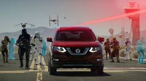 Nissan Rogue enters Star Wars universe in new commercial