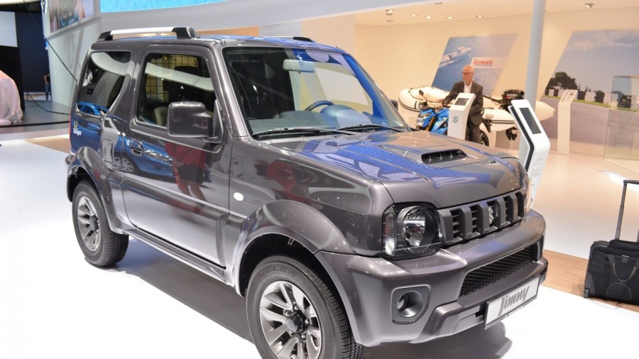 5 things we've learned about the 2019 Suzuki Jimny
