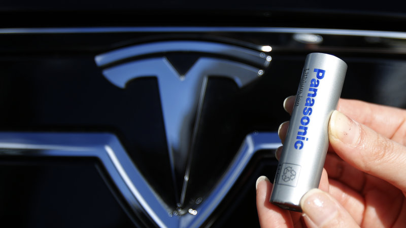 Tesla's new battery will be more dense and less expensive