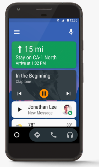 Android Auto is now a standalone app you can download to your phone