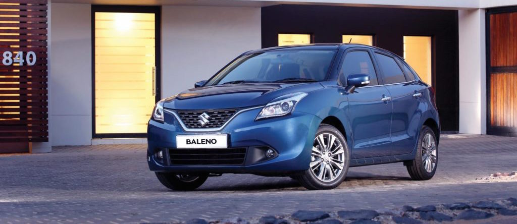 Suzuki Baleno launches in South Africa