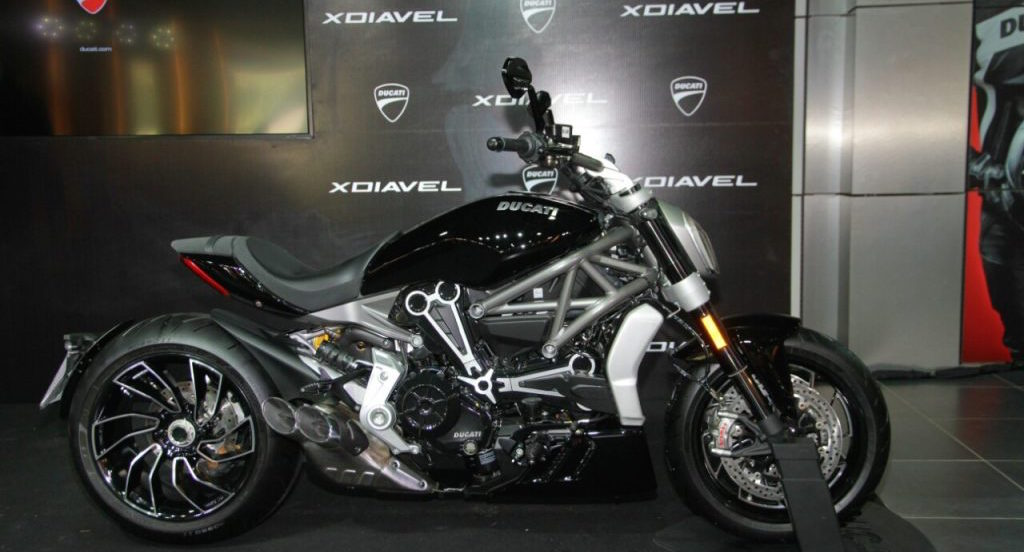Ducati Plans To Set Up Production Facility In India