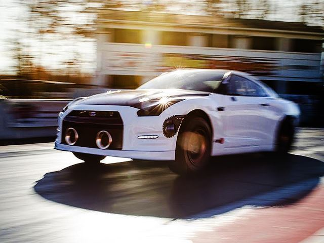 This Other Nissan GT-R Just Broke The Quarter-Mile Record With 2,500 HP