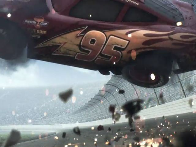 This Is The First Teaser For Cars 3 And It Looks Spectacular