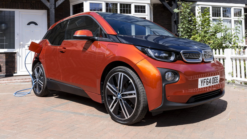 More range, different face in store for new BMW i3 in 2017
