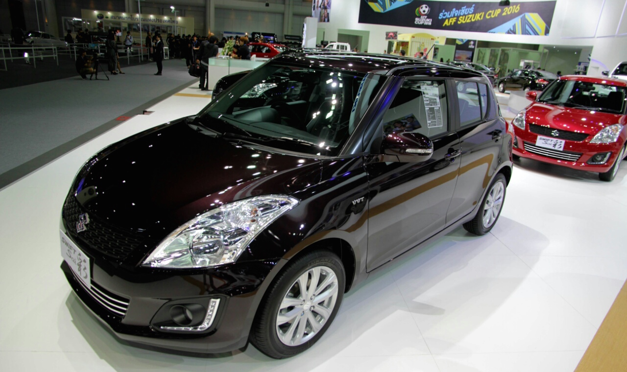 Suzuki Swift Sai Edition