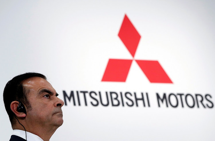 Renault-Nissan CEO to get third salary as Mitsubishi chairman