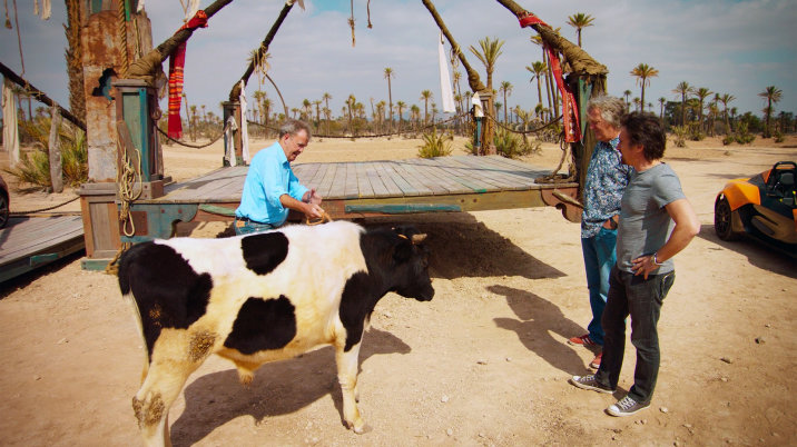 Episode five of The Grand Tour suffers from pacing woes