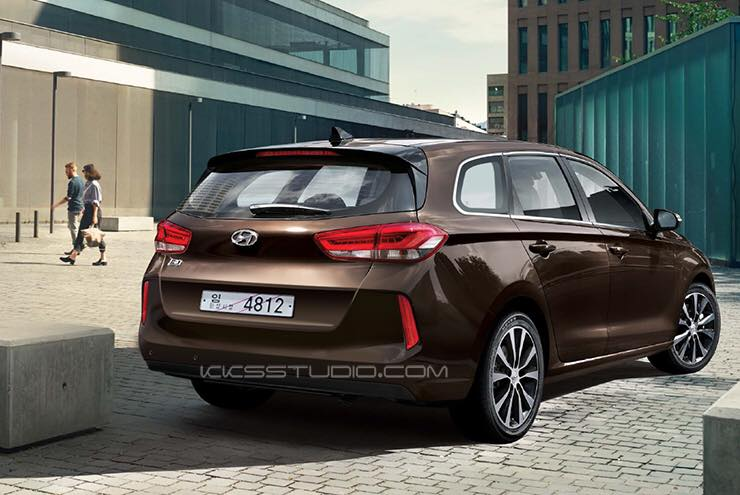 2017 Hyundai i30 Estate
